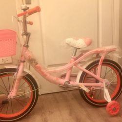 Xe đạp cho bé nữ size 16 giá sỉ