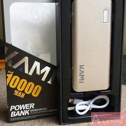 Pin Dự Phòng Kami 10000 Mah Km001Giá Sỉ giá sỉ
