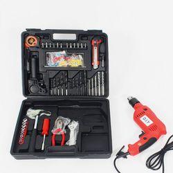 Bộ dụng cụ máy khoan cầm tay DIY 43 chi tiết giá sỉ, giá bán buôn