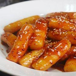 Bánh gạo truyền thống Tokbokki giá sỉ