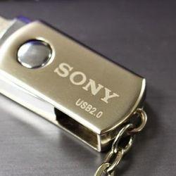 Usb Sony Mạ Vàng 8G Giá Sỉ giá sỉ