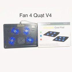 Đế tản nhiệt V4 - 4 Fan giá sỉ