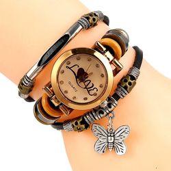 Đồng hồ vòng tay Love Bướm giá sỉ