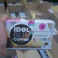 Cafe giảm cân Idol coffee Thái chuẩn giá sỉ