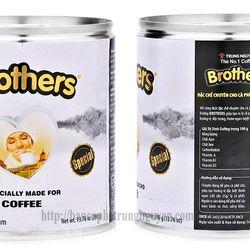 Sữa đặc có đường Brothers 390gr Trung Nguyên giá sỉ