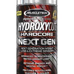 Viên uống giảm cân Muscletech Hydroxycut Next Gen 180V - Rẻ nhất thị trường giá sỉ