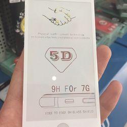 Cường Lực 5D Iphone 7 PlusGiá Sỉ giá sỉ