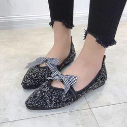 giày búp bê nơ xinh giá sỉ