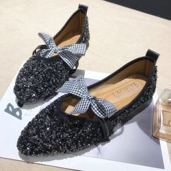 giày búp bê nơ xinh giá sỉ, giá bán buôn