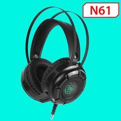Headphone N61 LED Fullbox giá sỉ