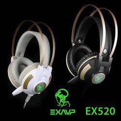Headphone EX520 LED FullBox giá sỉ