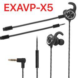 Headphone X5 Nhét tai - Gaming giá sỉ