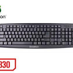 Bàn phím Keyboard Bosston K830 giá sỉ