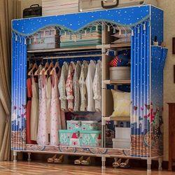 Tủ vải khung inox bảo hành 1 năm giá sỉ