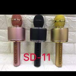 Mic Karaoke Bluetooth SD11 giá sỉ