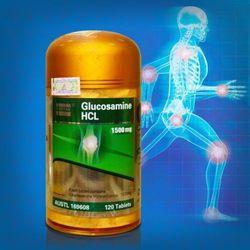 Thực phẩm chứa năng Hỗ Trợ Xương Khớp GLUCOSAMINE - HCL 15000mg Costar 120 viên