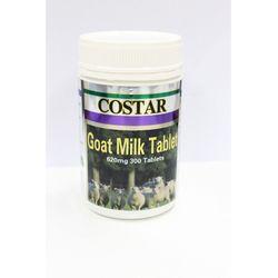 Sữa Dê Costar Goat Milk Tablet 620mg 300 viên