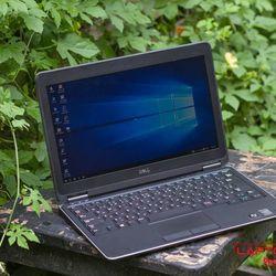 Laptop Nhật Dell 7240 giá sỉ