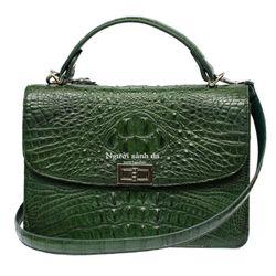 Túi xách nữ da cá sấu giá sỉ
