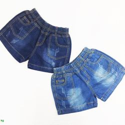 Quần short jeans size đại s16-20 giá sỉ