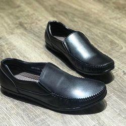 Giày moi da tổng hợp chất da mềm giá sỉ