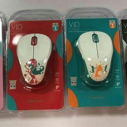 Mouse Simetech wireless V10 FASHION giá sỉ