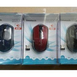 Mouse Simetech wireless S5300 click silent giá sỉ