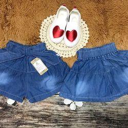 Quần váy thắt nơ bé gái - QBG0278075 giá sỉ