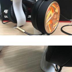 Headphone Simetech GOLD chuyên game led giá sỉ