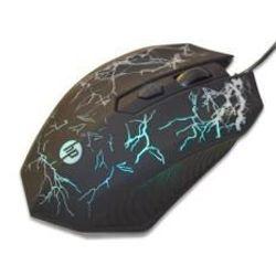 Mouse HP 4D dây dù led 7 màu giá sỉ