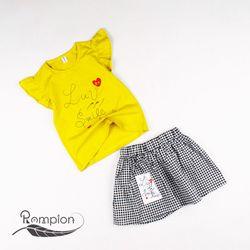 Set áo váy bé gái size ĐẠI 2 giá sỉ