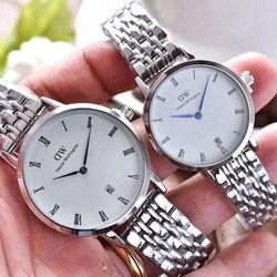 Mẫu đồng hồ mới cực đẹp inox đặc chất nặng giá sỉ