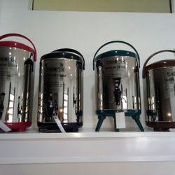 Bình ủ trà Bình giữ nhiệt - Inox thực phẩm 304 12L - BEONX