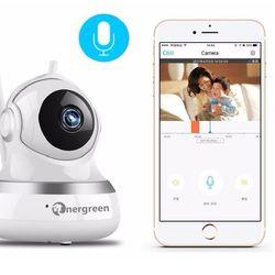 Camera Wifi không dây 2 Ăng Ten Xoay 360 Độ giá sỉ