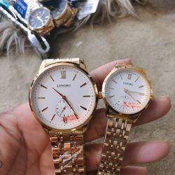 đồng hồ longbo chống nước siêu tốt giá sỉ