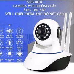 Camera Wifi Yoosee 2 Ăng Ten Xoay 360 Độ giá sỉ