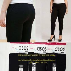 quần legging nâng mông TÚI ZIP giá sỉ