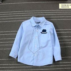 áo sơmi caravat nhí - ABT0218087 giá sỉ