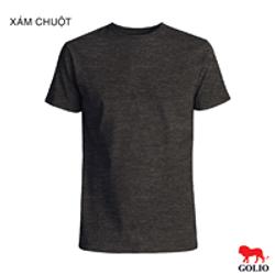 Aó thun cổ tròn 20k - đồng phục cotton 65/35 - Xưởng bán sĩ lớn nhất Sài Gòn