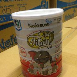sữa bột Nefesure dành cho trẻ thấp còi suy dinh dưỡng giá sỉ