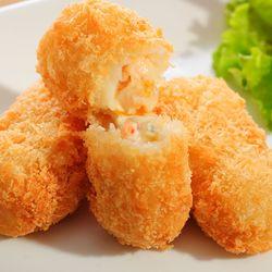 Chả giò hải sản sốt Mayonnaise giá sỉ