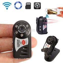 Camera giấu kín siêu nhỏ không dây WiFi Q7 giá sỉ