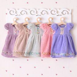 Khăn Lau Tay Đa Năng Hình Váy Đầm giá sỉ