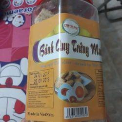 Bánh quy trứng muối giá sỉ