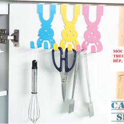 Móc Treo Đồ Sau Cửa phòng cửa tủ bếp tủ quần áo siêu tiện lợi GD49-MTSC giá sỉ