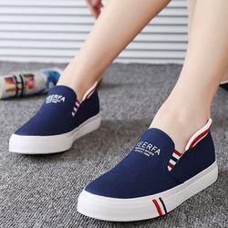 Giày bánh mì nữ dễ thương - 166 - 96166 giá sỉ
