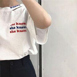áo thun thêu giá sỉ