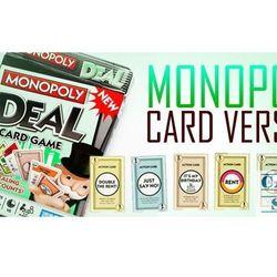 Monopoly Deal – Card Game Giáo giục trí tuệ gắn kết gia đình và bạn bè BB31-Monopoly