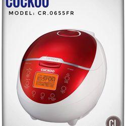 Nồi Cơm Điện Cuckoo CR-0655FR 108l giá sỉ