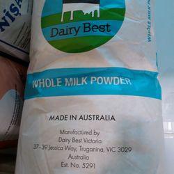 Sữa bột nguyên kem Australia giá sỉ